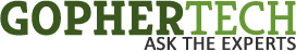 GopherTech Logo